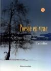 """Couverture du livre : """"Poésie en vrac"""""""