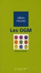"""Couverture du livre : """"Les OGM"""""""