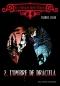 """Couverture du livre : """"L'ombre de Dracula"""""""