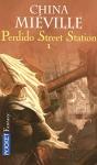 """Couverture du livre : """"Perdido street station 01"""""""