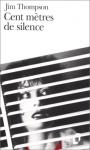 """Couverture du livre : """"Cent mètres de silence"""""""