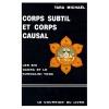 """Couverture du livre : """"Corps subtil et corps causal"""""""