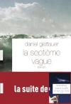 """Couverture du livre : """"La septième vague"""""""