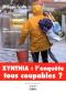 """Couverture du livre : """"Xynthia"""""""
