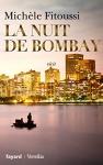"""Couverture du livre : """"La nuit de Bombay"""""""