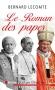 """Couverture du livre : """"Le roman des papes"""""""