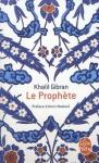 """Couverture du livre : """"Le prophète"""""""