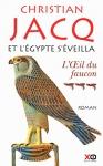 """Couverture du livre : """"L'oeil du faucon"""""""