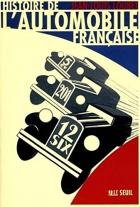 """Couverture du livre : """"Histoire de l'automobile française"""""""