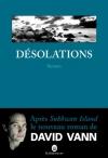 """Couverture du livre : """"Désolations"""""""
