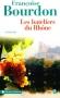 """Couverture du livre : """"Les bateliers du Rhône"""""""