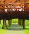 """Couverture du livre : """"Une histoire à quatre voix"""""""