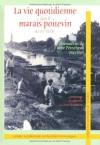 """Couverture du livre : """"La vie quotidienne dans le Marais poitevin au XIXe siècle"""""""