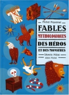 """Couverture du livre : """"Des héros et des monstres"""""""