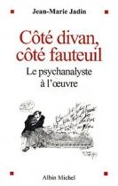 """Couverture du livre : """"Côté divan, côté fauteuil"""""""