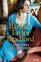 """Couverture du livre : """"Les femmes de Cavendon"""""""