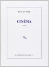 """Couverture du livre : """"Cinéma"""""""
