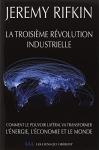 """Couverture du livre : """"La troisième révolution industrielle"""""""