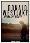 """Couverture du livre : """"Mémoire morte"""""""
