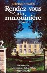 """Couverture du livre : """"Rendez-Vous à la Malouinière"""""""