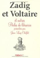 """Couverture du livre : """"Zadig et Voltaire"""""""