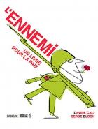 """Couverture du livre : """"L'ennemi"""""""