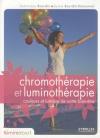 """Couverture du livre : """"Chromothérapie et luminothérapie"""""""
