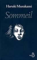"""Couverture du livre : """"Sommeil"""""""