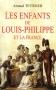 """Couverture du livre : """"Les enfants de Louis-Philippe et la France"""""""