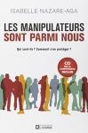 """Couverture du livre : """"Les manipulateurs sont parmi nous"""""""