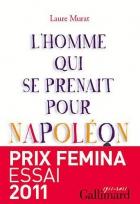 """Couverture du livre : """"L'homme qui se prenait pour Napoléon"""""""