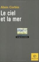 """Couverture du livre : """"Le ciel et la mer"""""""