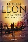 """Couverture du livre : """"Le cantique des innocents"""""""