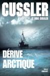 """Couverture du livre : """"Dérive arctique"""""""