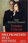 """Couverture du livre : """"Femmes d'attente"""""""