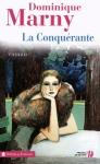 """Couverture du livre : """"La conquérante"""""""