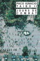 """Couverture du livre : """"Jours de combat"""""""