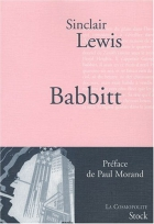 """Couverture du livre : """"Babbitt"""""""