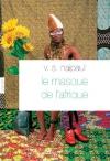 """Couverture du livre : """"Le masque de l'Afrique"""""""