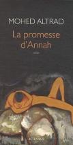 """Couverture du livre : """"La promesse d'Annah"""""""