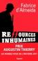 """Couverture du livre : """"Ressources inhumaines"""""""
