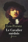 """Couverture du livre : """"Le cavalier suédois"""""""