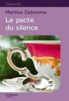 """Couverture du livre : """"Le pacte du silence"""""""