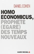"""Couverture du livre : """"Homo economicus"""""""