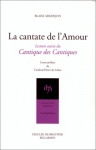 """Couverture du livre : """"La cantate de l'amour"""""""