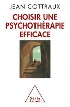 """Couverture du livre : """"Choisir une psychothérapie efficace"""""""