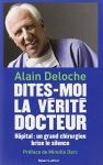 """Couverture du livre : """"Dites-moi la vérité, docteur"""""""