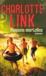 """Couverture du livre : """"Illusions mortelles"""""""