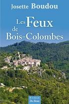 """Couverture du livre : """"Les feux de Bois-Colombe"""""""
