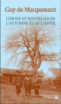 """Couverture du livre : """"Contes et nouvelles de l'automne et de l'hiver"""""""